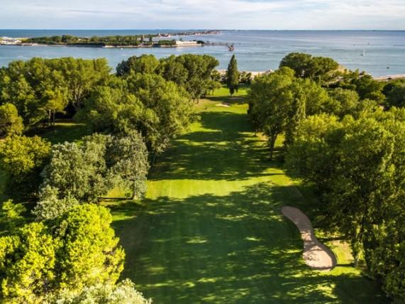 Circolo Golf Venezia, Venezia Lido, Italy
